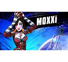 Moxxi Pre Sequel Photographic Print