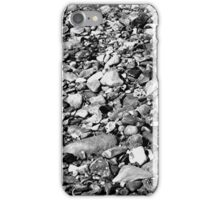 a natural history : monochrome iPhone Case/Skin