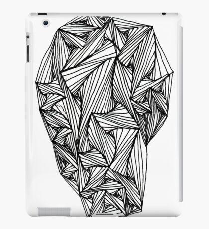 """Paradox"" Zentangle Doodle Print iPad Case/Skin"