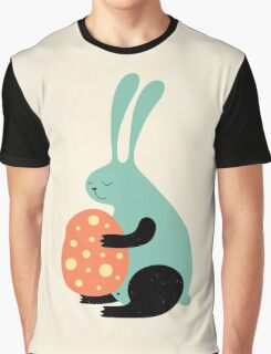Easter Bunny Graphic T-Shirt