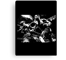 I' m a Fighter.. Canvas Print