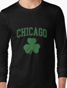 CHICAGO SHAMROCK Long Sleeve T-Shirt