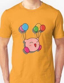 Kirby Balloons T-Shirt