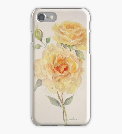 One rose or two iPhone Case/Skin