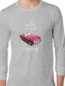 MG Midget Long Sleeve T-Shirt