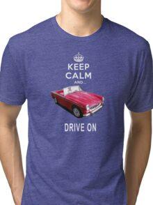 MG Midget Tri-blend T-Shirt
