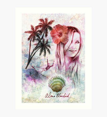 Alana Blanchard Art Print