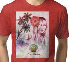 Alana Blanchard Tri-blend T-Shirt