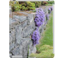 Lilac Wall iPad Case/Skin