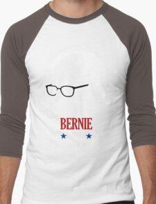 Bernie Sanders 2016 RedWhite&Blue Men's Baseball ¾ T-Shirt