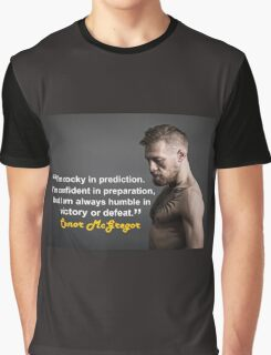 McGregor Graphic T-Shirt