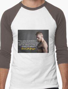 McGregor Men's Baseball ¾ T-Shirt