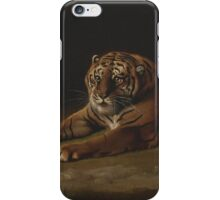 George Stubbs - Tiger 1769 - 1771 Fashion Portrait iPhone Case/Skin