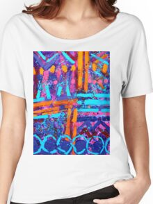 Abstract 10316  I Women's Relaxed Fit T-Shirt