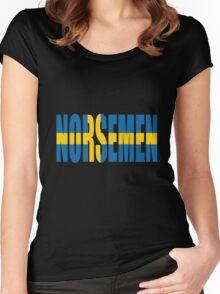 Norsemen (Sweden) Women's Fitted Scoop T-Shirt