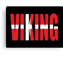Viking (Denmark) Canvas Print