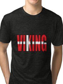 Viking (Denmark) Tri-blend T-Shirt