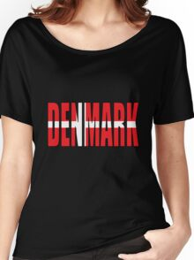 Denmark Women's Relaxed Fit T-Shirt