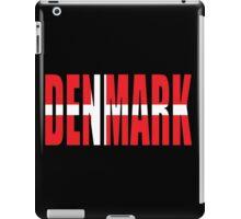 Denmark iPad Case/Skin