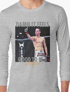Nate Diaz - Damn It Feels Good To Be A Gangsta - Tshirt T-Shirt