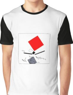 El Lissitzky - Story of 2 Squares Graphic T-Shirt