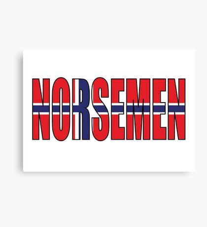 Norsemen (Norway) Canvas Print