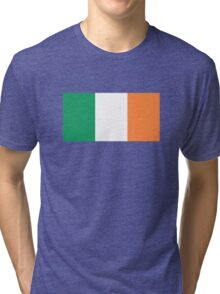 Irish Flag Tri-blend T-Shirt