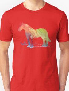 Horse portrait Unisex T-Shirt