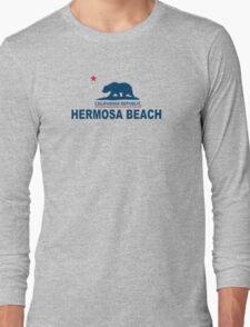 Hermosa Beach - California. Long Sleeve T-Shirt