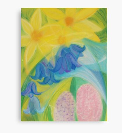 March Blossoms Canvas Print