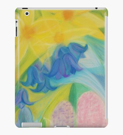 March Blossoms iPad Case/Skin