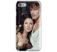 Love in Outlander iPhone Case/Skin