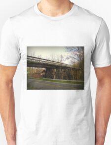 No Train Coming Unisex T-Shirt