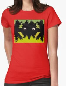 Weird parasite -colored edition Womens Fitted T-Shirt