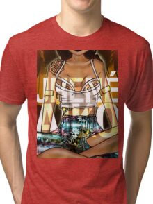 Jhene Aiko Tri-blend T-Shirt