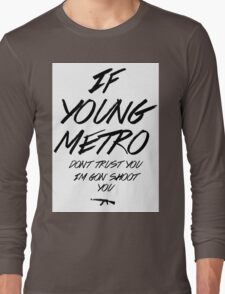 Young Metro Long Sleeve T-Shirt