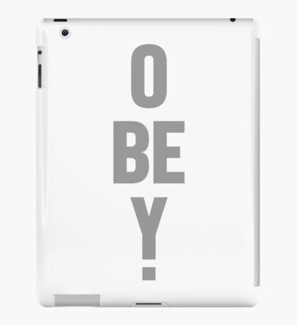 OBEY  iPad Case/Skin