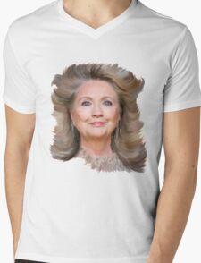 Glamour Clinton Mens V-Neck T-Shirt