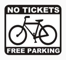 Bike No Tickets One Piece - Long Sleeve