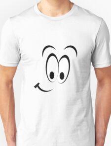 Cartoon Smile Unisex T-Shirt