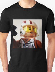 Xwing pilot Unisex T-Shirt