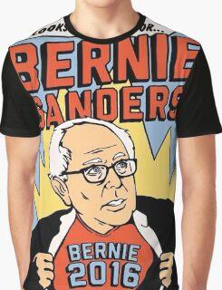 Bernie Comic Graphic T-Shirt