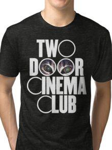TWO DOOR CINEMA CLUB Tri-blend T-Shirt