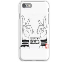 Kraftklub iPhone Case/Skin