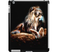 Glow Lion iPad Case/Skin