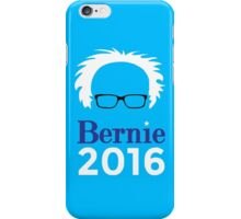 Bernie Sanders and sunglasses iPhone Case/Skin