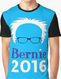 Bernie Sanders and sunglasses Graphic T-Shirt