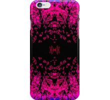 Abstract design _pink edition iPhone Case/Skin