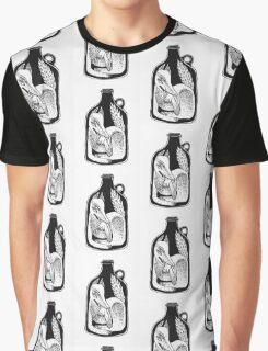 wolf lick Graphic T-Shirt