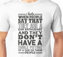 I hate it when... Unisex T-Shirt